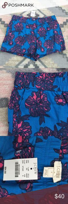 🎉HOST PICK🎉J. Crew Boardwalk Short Brand new, never been worn! J. Crew Shorts