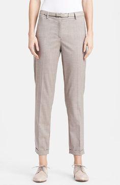 #Fabiana Filippi          #Bottoms                  #Fabiana #Filippi #Slim #Lightweight #Wool #Ankle #Pants                      Fabiana Filippi Slim Lightweight Wool Ankle Pants                             http://www.snaproduct.com/product.aspx?PID=5099214
