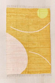 Valencia Modern Printed 5x7 Woven Rug | Urban Outfitters