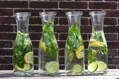 Water met smaakjes Healthiness