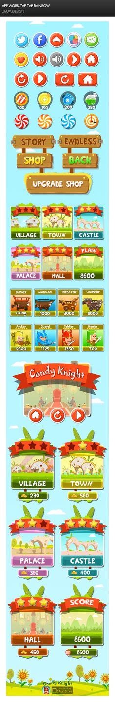 《Candy Knight 》IOS app store: https://itunes.apple.com/us/app/candy-knight-hd/id908154703?ls=1&mt=8