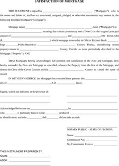 Florida Guardianship Form | Templates&Forms | Pinterest