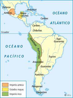 mapas precolombinos - Buscar con Google