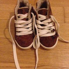 Nove celorocni boty-tenisky ZaraBaby, vel.20 z bazaru