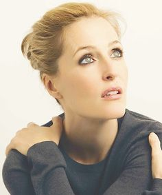 Gillian Anderson. she's so flawless