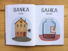 Весёлый чешско-русский словарь в картинках.  Максим Янбеков. www.funnybooks.cz Office Supplies, Stationery