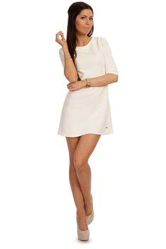 Tunika w kształcie trapezu Dresses For Work, Fashion, Tunic, Moda, Fashion Styles, Fashion Illustrations