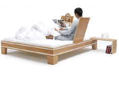 Versatile Bed for Lovers by Chris and Ruby | http://www.designrulz.com/design/2013/08/versatile-bed-for-lovers-by-chris-ruby/
