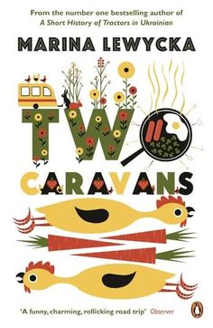 eBook - Two Caravans Marina Lewycka. Available free to download for Doncaster Library members.