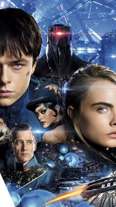 Valerian and the City of a Thousand Planets screencaps Movie
