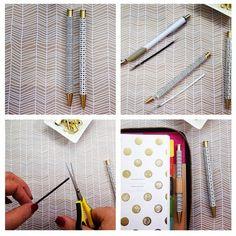 The Reset Girl Target pen hack