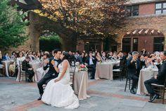 Walled Garden Wedding, Winnetka, IL