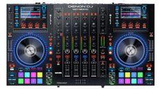 Denon DJ MXC8000: Hybrid Standalone DJ Setup  Serato DJ Controller