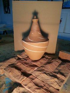 Vazo Vase, Home Decor, Interior Design, Vases, Home Interior Design, Home Decoration, Decoration Home, Interior Decorating, Jars