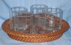Gorgeous-Large-Brown-Wicker-Round-Serving-Tray