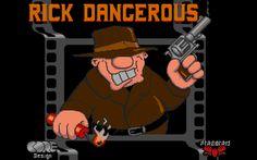 Rick Dangerous (Commodore Amiga)