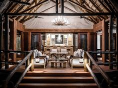 The 50 Best Resorts in the World - Conde Nast Traveler Okavango Delta, Thatched House, Thatched Roof, Outside Showers, Outdoor Showers, Wooden Walkways, Flora Und Fauna, Plunge Pool, Best Resorts