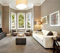 victorian bay windows | Inside/ Outside :: an elegant Victorian villa with a modern touch
