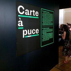 Carte à puce exhibition