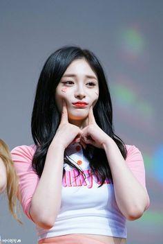 Kpop Girl Groups, Kpop Girls, Ioi Pinky, Euna Kim, Pre Debut, Cute Couples Goals, Produce 101, Girl Bands, Korean Music