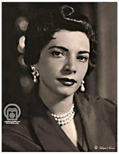 H.H. Princess Shams Pahlavi - The Elder Sister Of Shah Mohamed Reza Pahlavi (1917-1996)