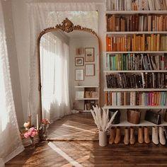 Home Interior Design .Home Interior Design My New Room, My Room, Aesthetic Rooms, Vintage Room, Bedroom Vintage, Sala Vintage, Vintage Style, Cozy Living Rooms, Vintage Living Rooms