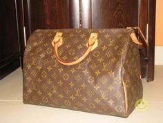I will GET this louis vuitton speedy 35! (or 30...lbs!)