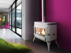 Invicta tenessee woodburning stove