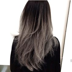 Loove the silver ombre
