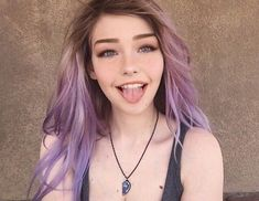 Pretty Lavender hair💜 Source by Hair Inspo, Hair Inspiration, Character Inspiration, Character Design, Pelo Multicolor, Wedding Hairstyles, Cool Hairstyles, Easy Hairstyle, Cute Emo Girls