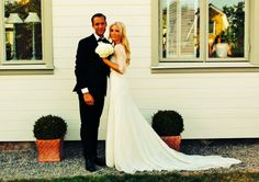 2014.07.26 Wedding dress: Ida Lanto