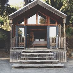 I want something like this either on my property or on a vacation property.