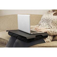plateau antidérapant avec coussin spécial laptop Laptray Anti-slip de BoSign - LAPADD - objets de lutte contre les contraintes du quotidien - www.lapadd.com