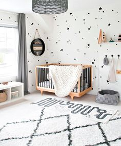 Design Inspo: 23 Amazing Gender-Neutral Nurseries Related posts:Mountain themed nursery for baby boyBlush and Grey Nursery - Inspired By Thisbaby room ideas, girl nursery ideas, nursery ideas, nursery ideas farmhouse Baby Boy Rooms, Babies Rooms, Room Baby, Project Nursery, Nursery Inspiration, Nursery Design, Design Bedroom, Nursery Themes, Nursery Room Ideas