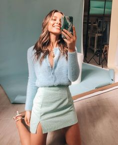 45 preppy summer outfits you need now 17 ~ litledress preppy outfits a step above the rest Adrette Outfits, Fashion Outfits, Fashion Tips, Hipster Outfits, Fashion Capsule, Casual Outfits, Preppy Summer Outfits, Spring Outfits, Pastel Outfit Spring