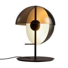 Marset's Theia M table lamp, black