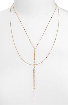 Trending On ShopStyle - Lana 'Blake' Lariat Necklace - ShopStyle Women