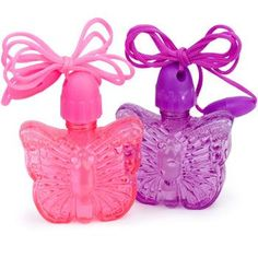Butterfly Bubble Necklace - Party Favors Favor Toys & Games Party Supplies