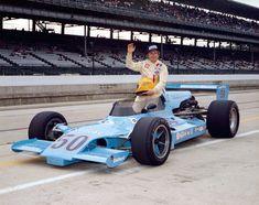 1979 Eldon RasmussenBivouac Vans   (BFM Enterprises)Antares / Offy Indy Car Racing, Indy Cars, Ground Effects, Indianapolis Motor Speedway, Checkered Flag, Vintage Race Car, Vans, Muscle Cars, Race Cars