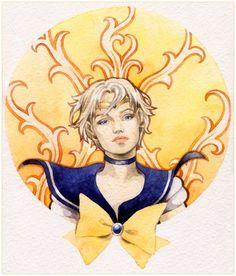 - Sailor Uranus -