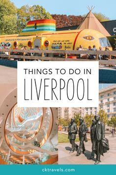 Top things to do in Liverpool, UK - travel guide - CK Travels Liverpool Bird, Liverpool Stadium, Camisa Liverpool, Liverpool Vs Manchester United, Anfield Liverpool, Liverpool Docks, Liverpool England, City Breaks Uk, Italy Travel