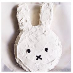 My miffy cake! Details can be found on Instagram.com/whistleandflute