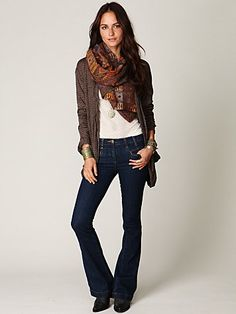 LOVE this outfit-- good one for the cold months