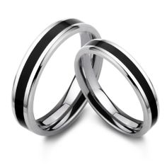 Simple Design Rings Couple Rings Sold by 2 by UloveFashionJewelry, $11.07