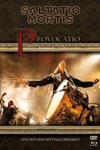 Provocatio - Live Auf Dem Mittelaltermarkt von Saltatio Mortis - DVD-Video Album jetzt im Saltatio Mortis Shop