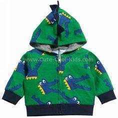 เสื้อกันหนาวเด็ก เสื้อแขนยาวเด็กไดโนเสาร์ - 80 110 120 ~ 329.00 บาท >>