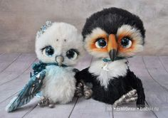 Авторские игрушки Kateryna Nichyk