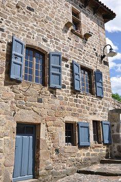 Auvergne, Haute-Loire, Pradelles