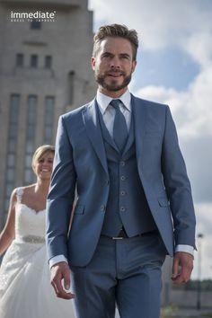 Immediate, trouwpak, 2016, bruidegom