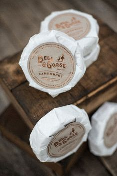 Bell and Goose Cheese Co. on Packaging of the World - Creative Package Design Gallery